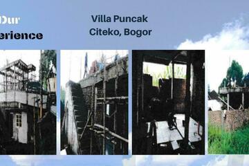 Villa Puncak Citeko, Bogor