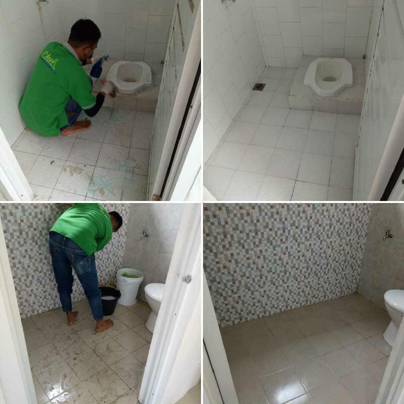 Clean Makassar