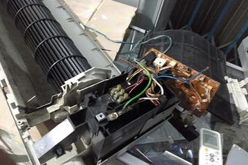 Perbaikan modul indoor AC