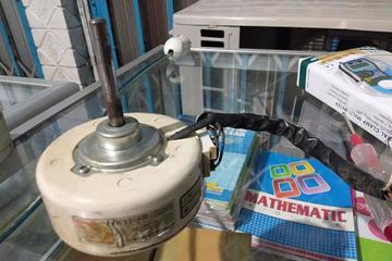 Perbaikan dan motor indoor AC