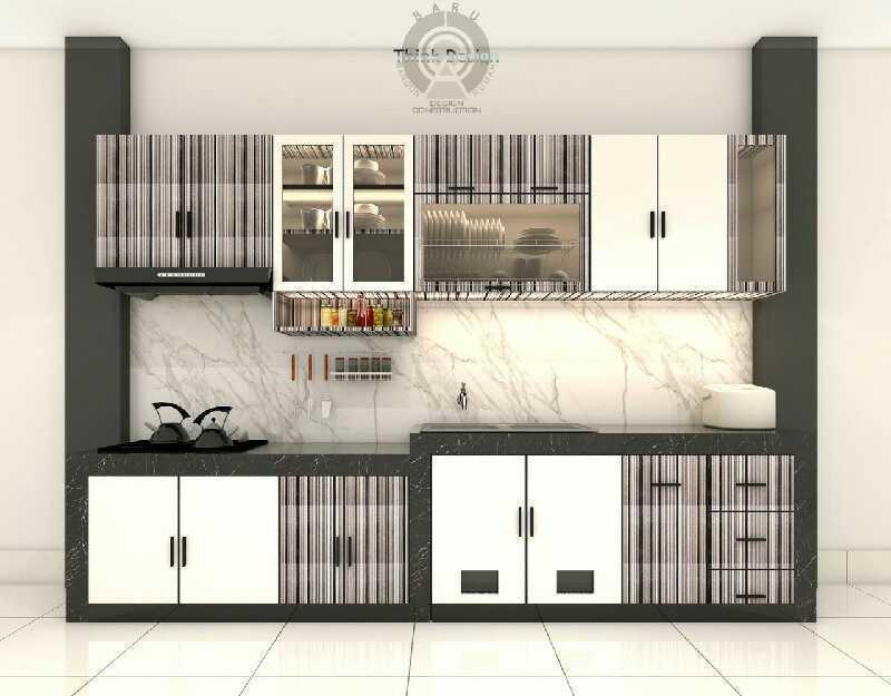 BaRu (Desain & Konstruksi)
