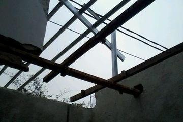 pemasangan atab baja ringan