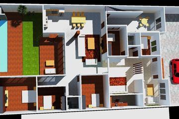 renovasi layout ruangan (serua)