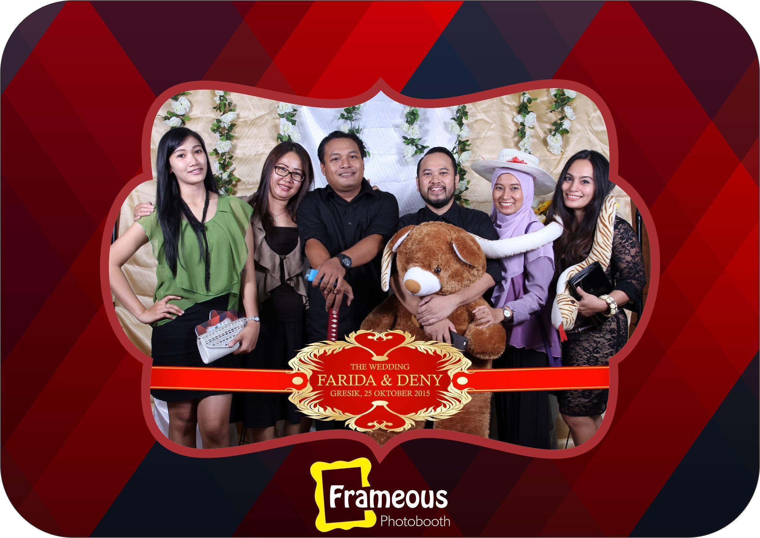 Frameous Photobooth