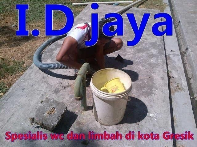 Sedot wc Gresik IDjaya