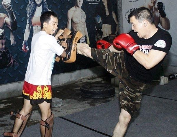 private muay thai surabaya