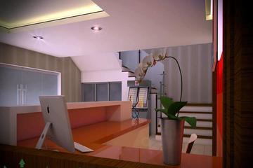 Design Lobby Nippon Paint