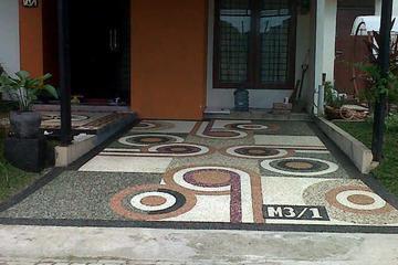 batu carpot motif