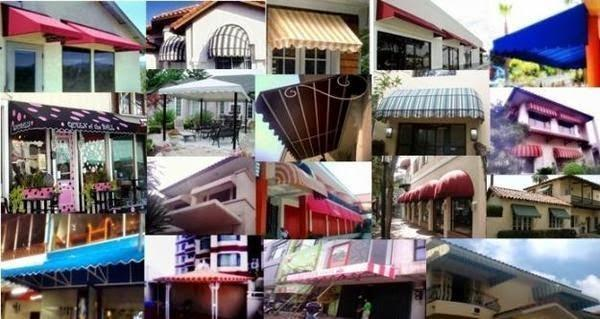 Awning Membrane Canopy Kain