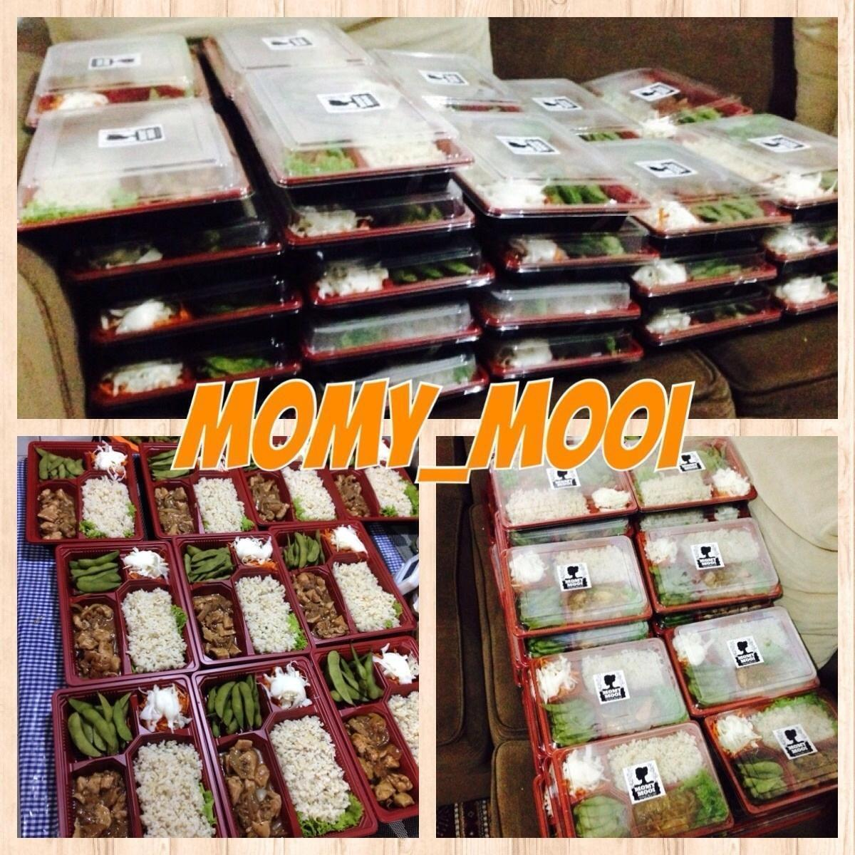 MyMooi dan Momy Mooi Catering