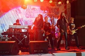 Highchord Band Performance @ ARA Hotel Gading Serpong Tangerang