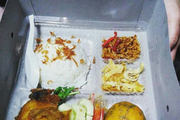 Nasi Uduk Paket komplit untuk Acara Pengajian