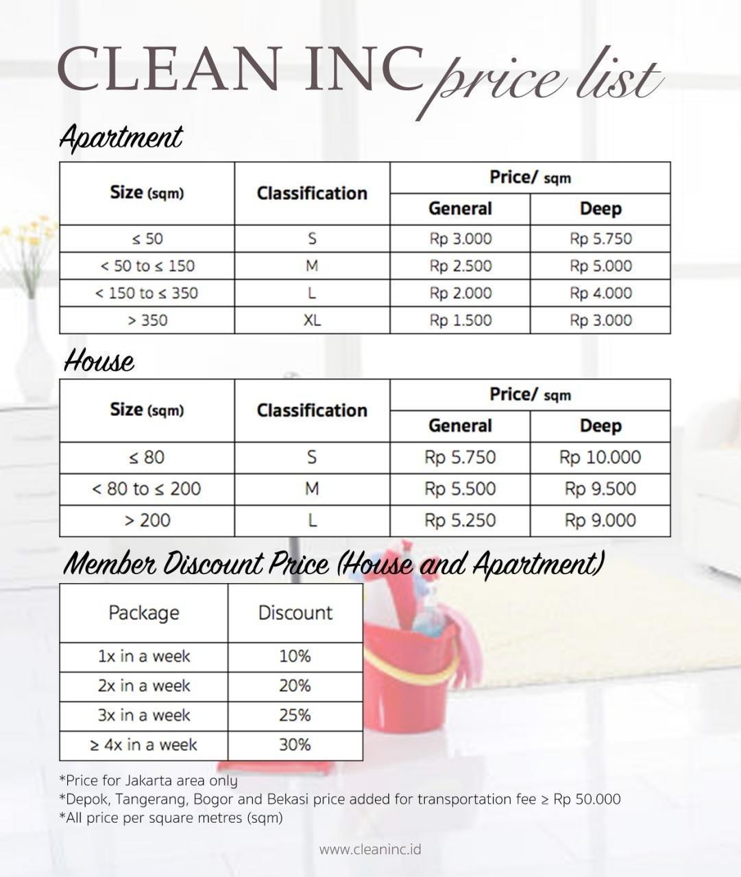 Clean Inc