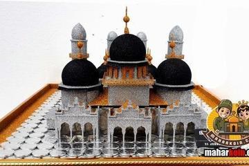Mahar Masjid Aceh