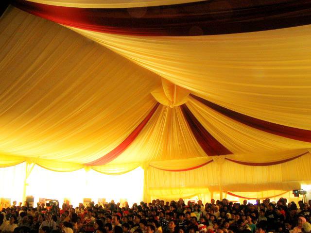 Sewa Tenda & Sewa Alat Pesta Amira Tent