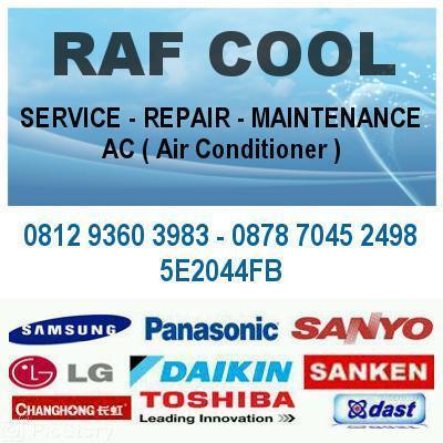 RAF COOL - Service AC