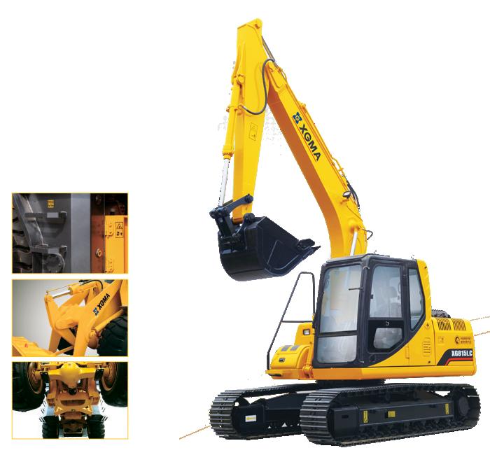 XGMA Parts - 081281000409