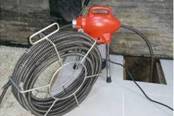 Ridgid - Pipa Cable Machine -