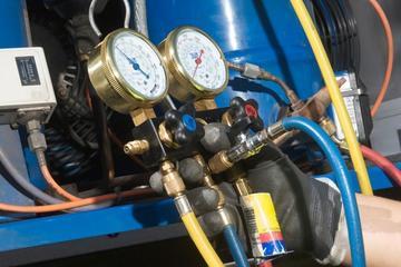 manifold biasa digunakan untuk pengecekan tekanan freon