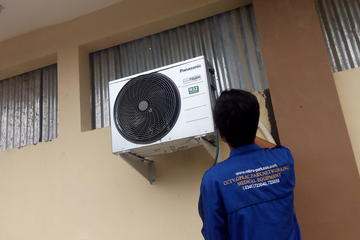 Maintenance/servis  Ac Malang