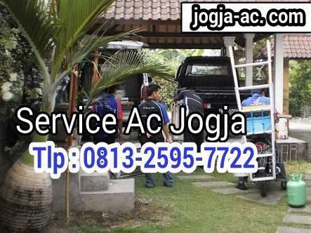 Service Ac di Jogja