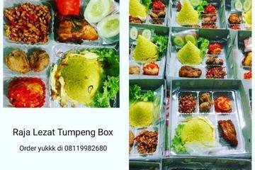 Nasi Tumpeng Box
