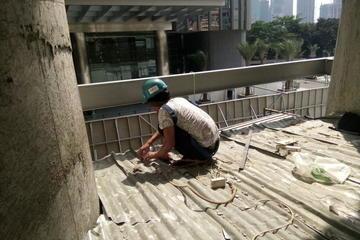 renovasi atap