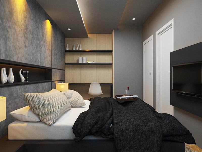 Album Interior Design For Aston Marina Ancol Apartment Dari Elora