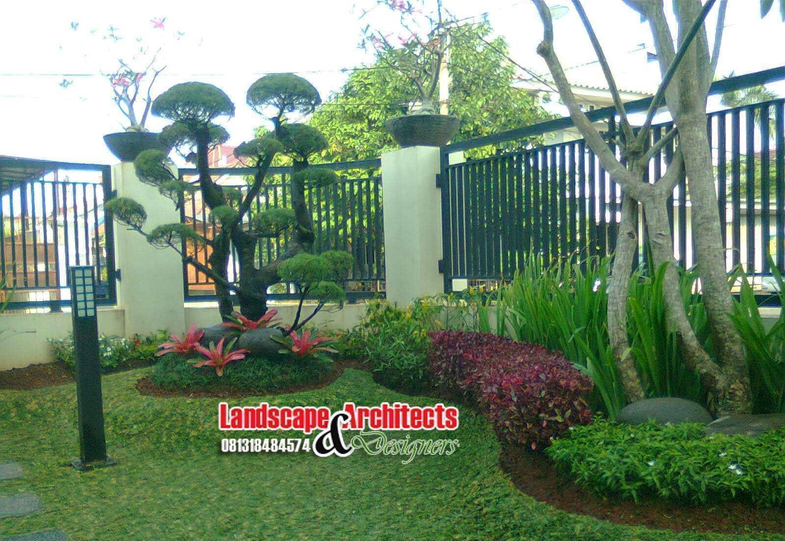 Landscape Architects and Designer - Tukang Taman