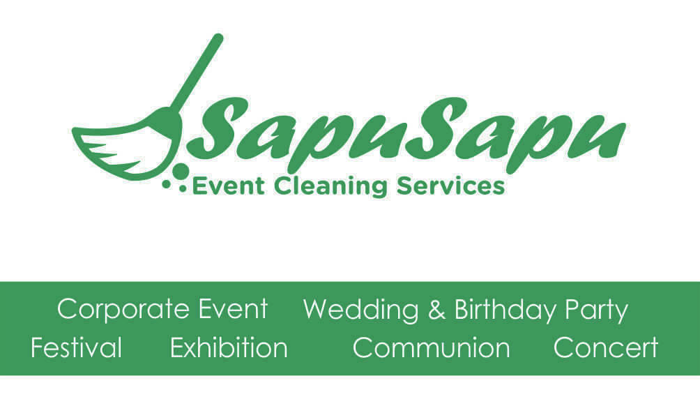 SapuSapu Event Cleaning Services
