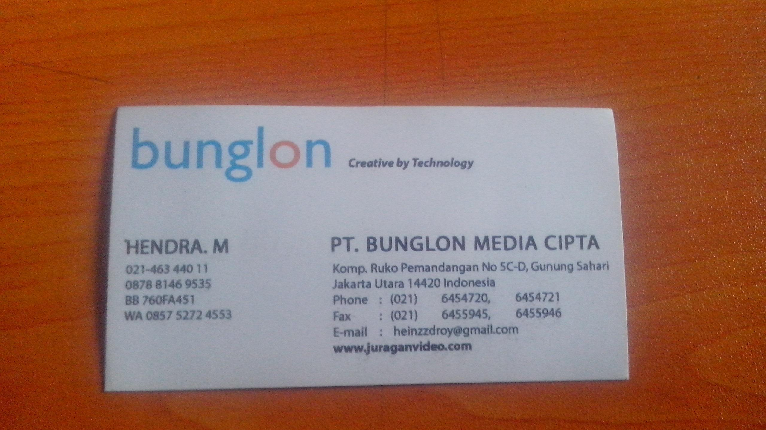 Jasa Video Production, Video Post Production, Shooting