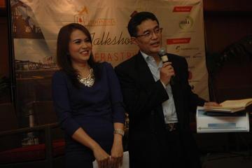Talkshow Infrastruktur Migas @ The Sultan Hotel Jakarta