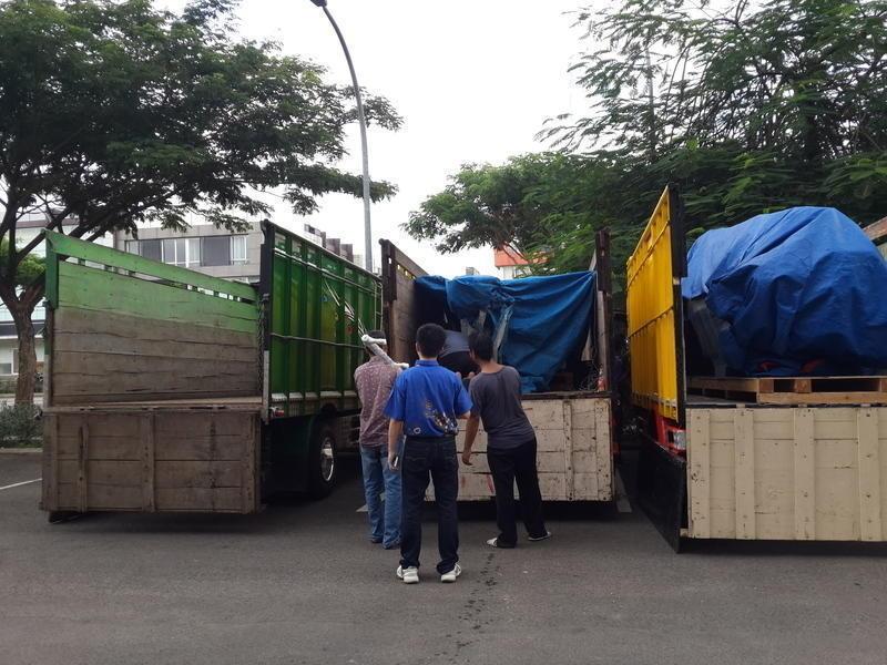 Jasa Sewa Truk Colt Diesel Jakarta