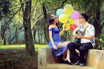 Prewedding Febrian & Dhina @Taman_Kota 2 BSD