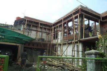 Renovasi rumah tinggal Bpk Hairil budi agung bogor