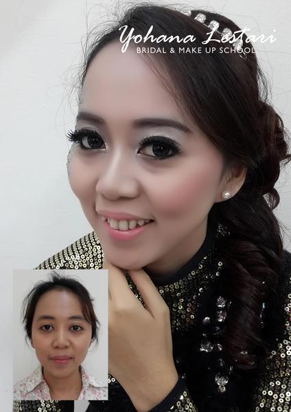 Yohana Lestari Bridal & Make Up School