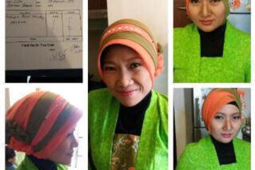 Makeup Muslimah Salemba Jakarta Pusat