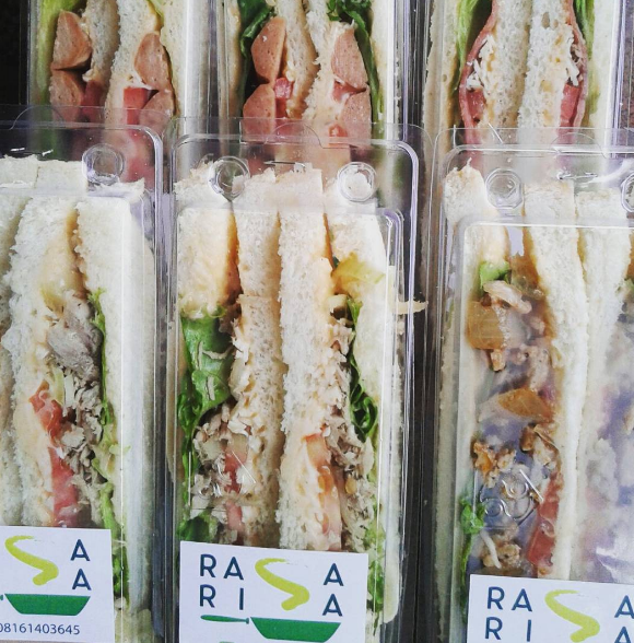 RasaRisa Catering Services