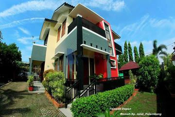 Rumah Tinggal Pak Jalal di Palembang