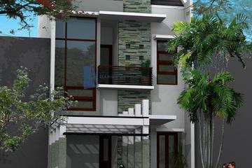 Rencana Rumah Tinggal Bp. Ari di Bekasi