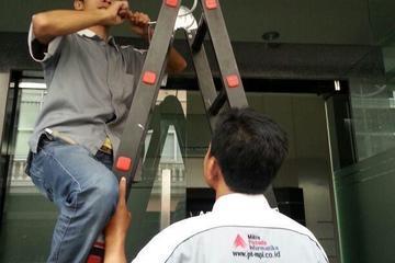 Instalasi Analog CCTV SWA Persada, Tebet