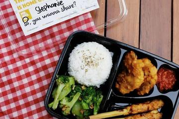 Contoh Daily Catering Paket Personal