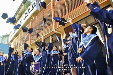 Graduation St.Belarminus School