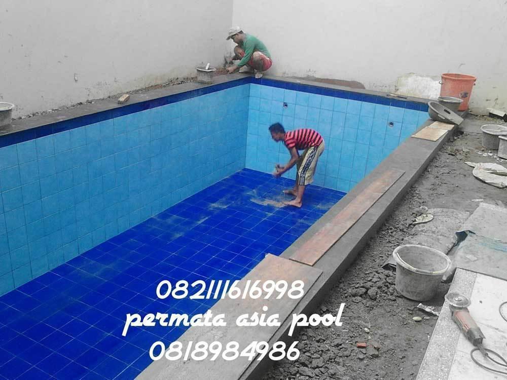 Pembuatan Kolam Renang Permata Asia Pool