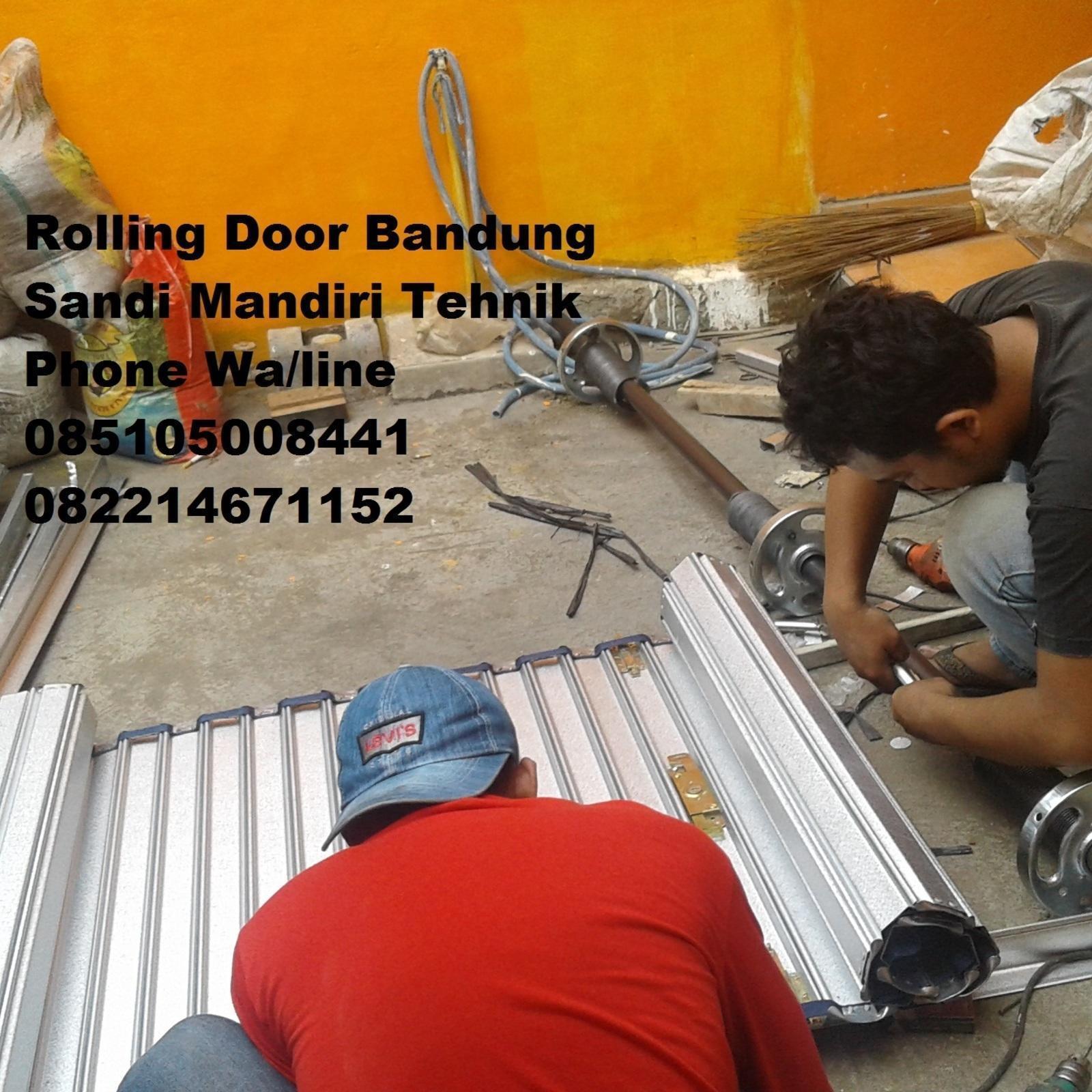 servis pintu rolling door dan folding gate di wilah bandung 085105008441/082214671152
