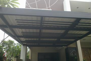 Canopy harga 350rb s/d 750rb per meter persegi