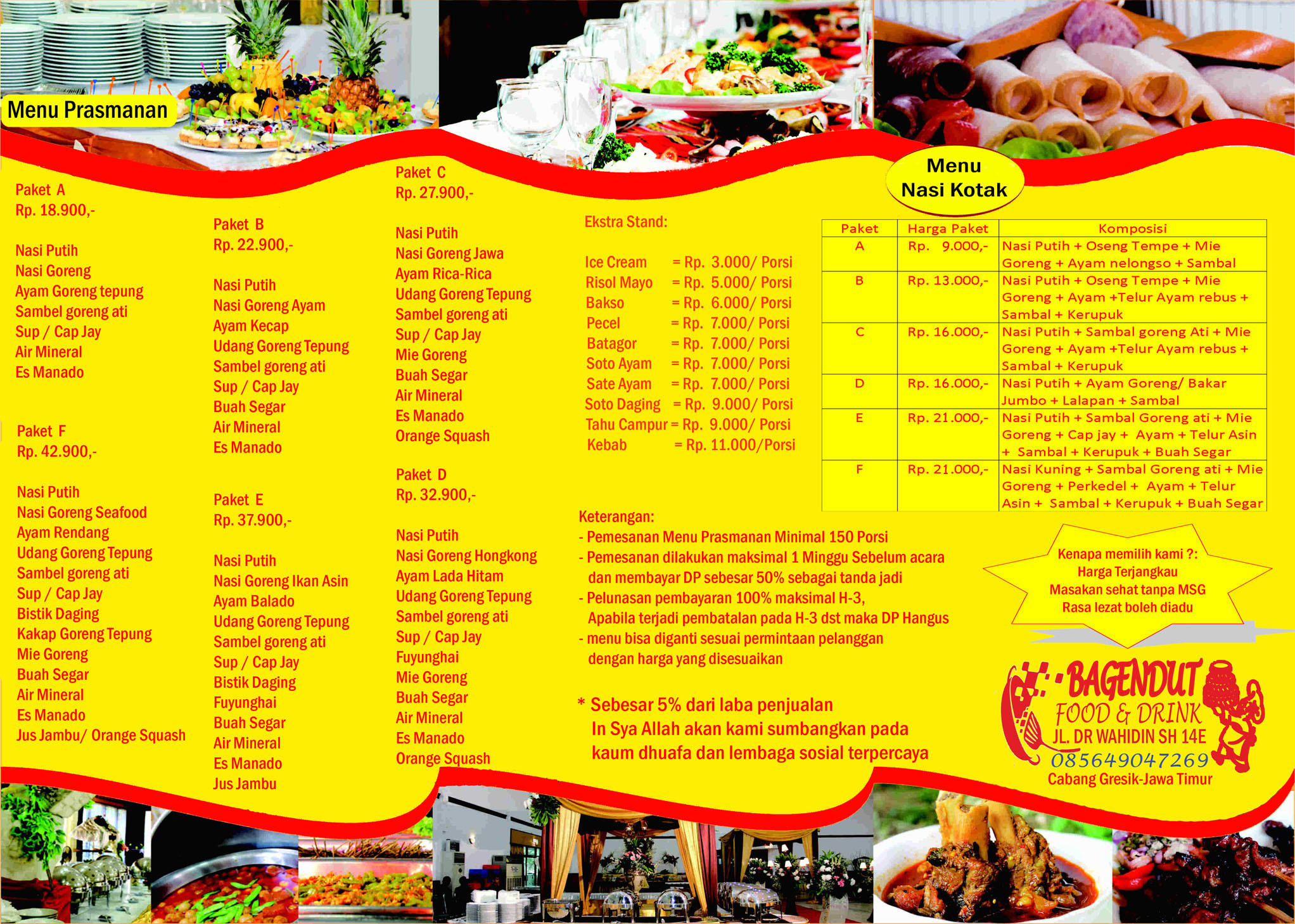 Bagendut Food &Drink