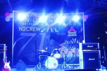 Salah Satu Event yang menghadirkan NAVE (Acara HUT Republik Indonesia yang ke 71)