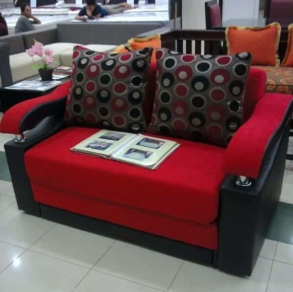 Service sofa,springbed dan gordyn