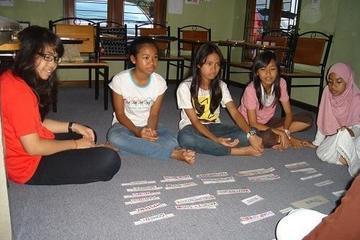 kegiatan pembelajaran di Beacon English